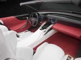 red lexus 2008 lexus lf a roadster concept 2008 pictures information u0026 specs