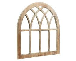 wood frame wall decor cathedral window frame wall decor magnolia home