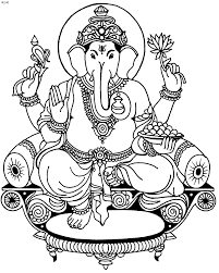 ganesha sketches free download clip art free clip art on