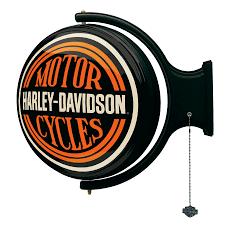 decorative lights for harley davidson wanker for