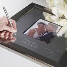 wedding signing frame signature frame signature picture frame wedding guest books