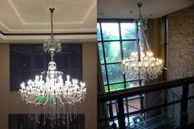 Living Room Chandeliers Led Ceiling Chandelier Large Modern Chandeliers Living