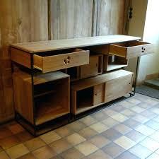 fabriquer plan de travail cuisine meuble avec plan de travail cuisine fabriquer une table plan de