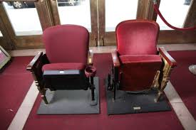 Theater Chairs For Sale Byrd Theatre U0027s New Seats U2014 With More Legroom U2014 Coming In September