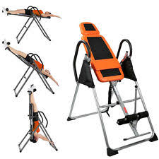 back relief inversion table unbranded inversion tables ebay