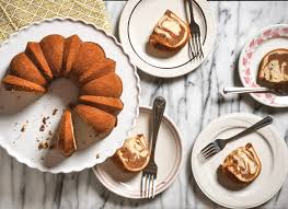 marbled orange chocolate bundt cake taste of the south magazine