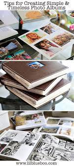 fashioned photo albums 25 best photo album storage ideas on diy photo album