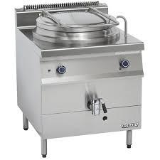 materiel de cuisine professionnel marmite gaz 150 litres chauffe indirecte matériel de cuisine