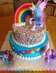 my pony cake ideas my pony birthday cake ideas creative ideas