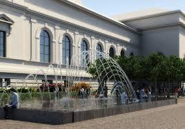 metropolitan museum of art reveals fifth avenue plaza design by olin