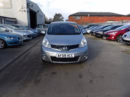 nissan note 2009 interior 2009 nissan note n tec 4 490