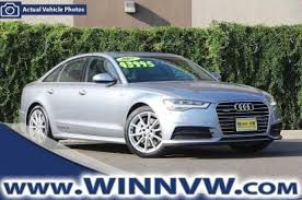 a6 audi for sale used used 2017 audi a6 for sale pricing features edmunds