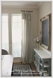 Dining Curtains From My Front Porch To Yours New Dining Room Curtains U0026 My