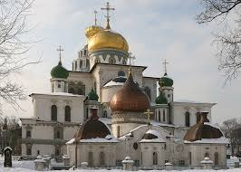 russian orthodox crosses why there are muslim crescents on orthodox crosses in moscow but not