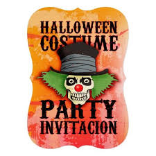 Halloween Costume Party Invitations 408 Halloween Invitations Cards Zazzlers Images
