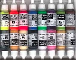 scalehobbyist com wargame special model color paint set by