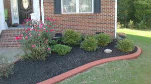 some options of landscape edging ideas home decorating and