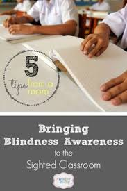 League For The Blind And Disabled Activities For Teaching Preschoolers About Disability Awareness