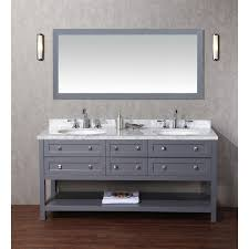 Bathroom Vanity Double Sink 72 by 72 Inch Double Sink Vanity