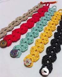 bracelet crochet patterns images Crochet cuff tutorial and pattern oh my cuff now with video jpg