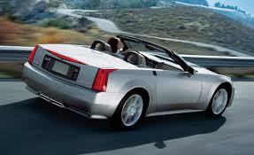 cadillac xlr interior modern collectibles revealed 2009 cadillac xlr v the fast car