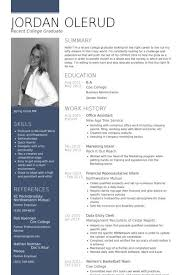 office assistant resume samples best administrative assistant