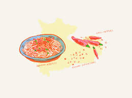 Table Haute Pour Cuisine by Dividing And Conquering The Cuisines Of China Munchies
