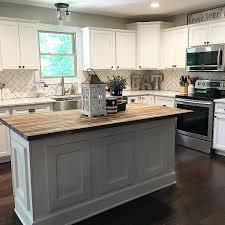 split level kitchen island best 25 butcher block island top ideas on wood