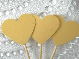 vintage gold cupcake toppers vintage decorations gold wedding