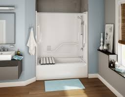 opts 6032g 2p alcove or tub showers bathtub aker by maax hi resolution
