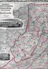 Map Of Richmond Va 1860 U0027s Pennsylvania Maps