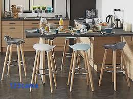 tabourets hauts de cuisine table de cuisine pour table bois brut cuisine bois noir