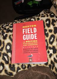 the norton field guide to the norton field guide to writing with reading and handbook 4th