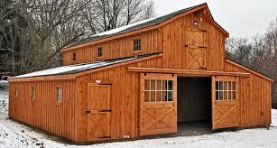 Horse Barn Designs Horse Barn Styles House Plans
