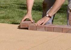 Building A Patio by How To Build A Patio With Bricks Home Design Photo Gallery