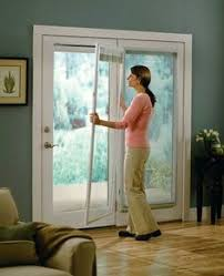 Magnetic Blinds For French Doors Magnetic Vinyl Blinds More Vinyl Blinds And Condos Ideas