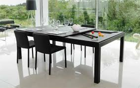 Dining Table Cute Reclaimed Wood Dining Table Glass Dining Room - Pool table dining room table top