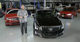 cadillac ats vs bmw bmw 335i pitted against cadillac ats 3 6 and mercedes c350 by