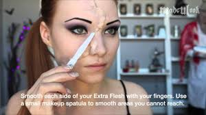 professional special effects makeup madeulook mehron specialfx kit