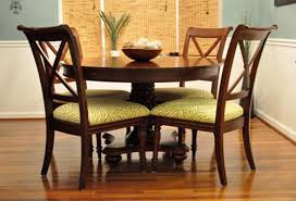 Recovering Dining Room Chair Cushions How To Reupholster Dining Room Chairs One Project Closer