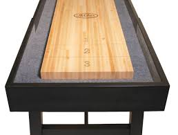 How Long Is A Shuffleboard Table by Contempo Shuffleboard Table Mcclure Tables