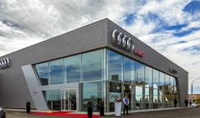 celebrates grand opening for audi halifax canadian