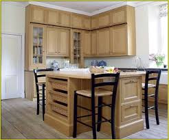Unique Kitchen Cabinets Vaulted Ceiling With Light Brown Storage - High kitchen cabinet