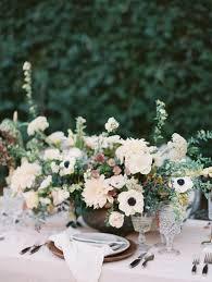 Garden Table Decor 35 Delicate Summer Garden Wedding Ideas Weddingomania