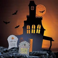 haunted house decorations 46 5 in haunted house decorations