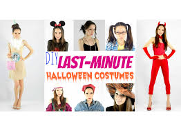 last minute halloween costumes costume ideas diy homemade
