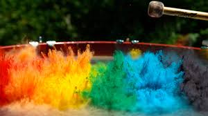 32 Best Paint Images On Paint On A Drum In 4k Slow Mo The Slow Mo Guys Youtube