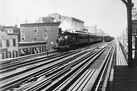 history of nyc subway cars from steam engines to open gangway