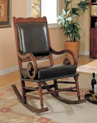 Leather Rocking Chair 5 Best Traditional Rocking Chairs U2013 Rocking Your Beautiful Time
