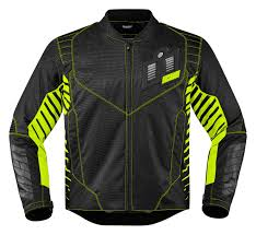 all black motorcycle jacket icon wireform textile 3 season motorcycle jacket black green